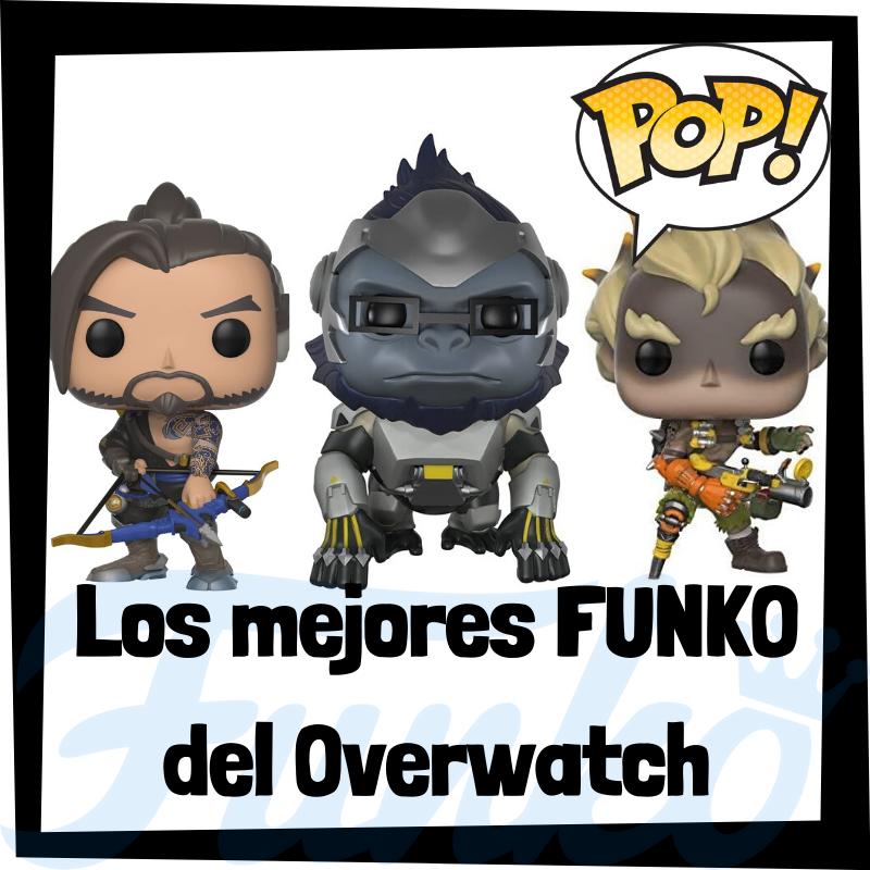 Los mejores FUNKO POP del Overwatch