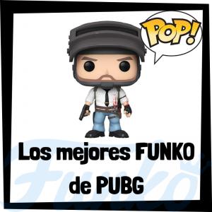 Los mejores FUNKO POP del PUBG