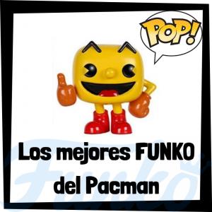Los mejores FUNKO POP del Pacman