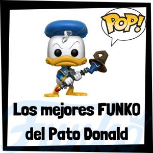 Los mejores FUNKO POP del pato Donald