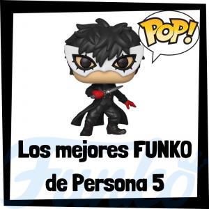 Los mejores FUNKO POP del Persona 5 - Funko POP de videojuegos