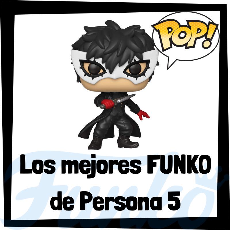 Los mejores FUNKO POP del Persona 5