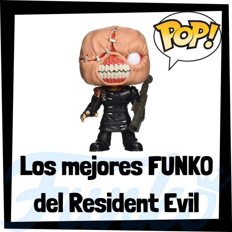 Los mejores FUNKO POP del Resident Evil