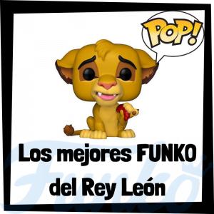 Los mejores FUNKO POP del Rey León - Funko POP de películas de Disney - Funko de películas de animación