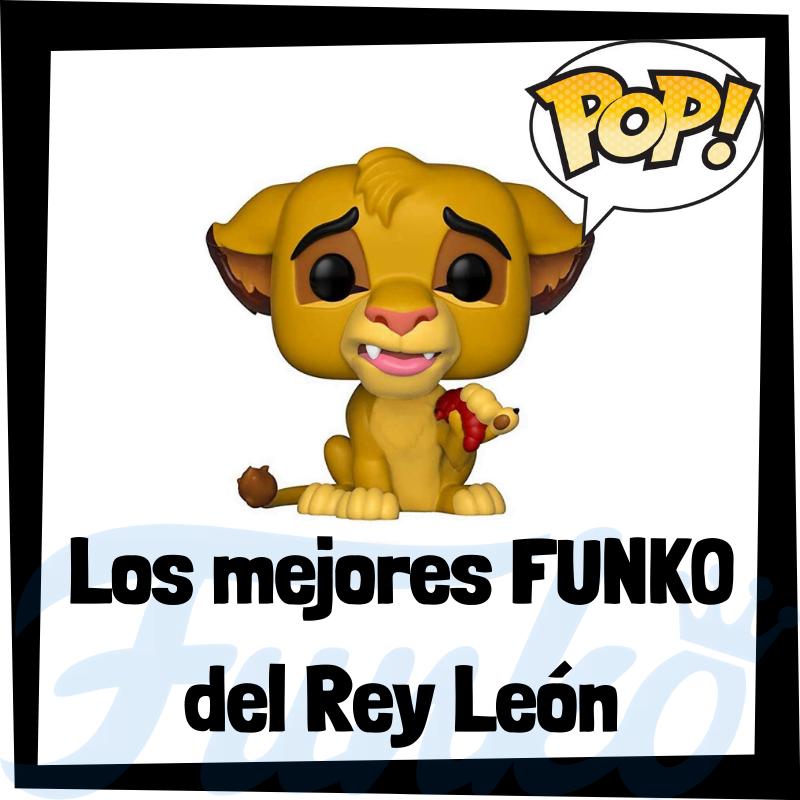 Los mejores FUNKO POP del Rey León