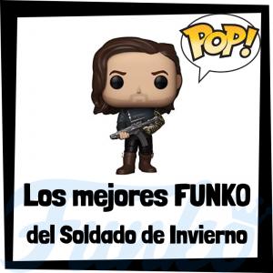 Los mejores FUNKO POP del Soldado de Invierno