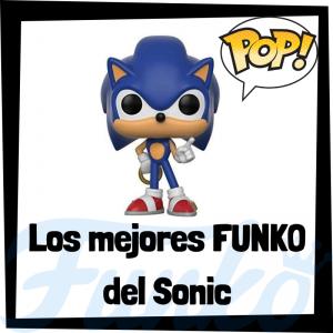 Los mejores FUNKO POP del Sonic - Funko POP de videojuegos