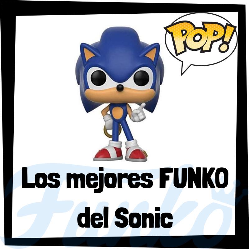 Los mejores FUNKO POP del Sonic