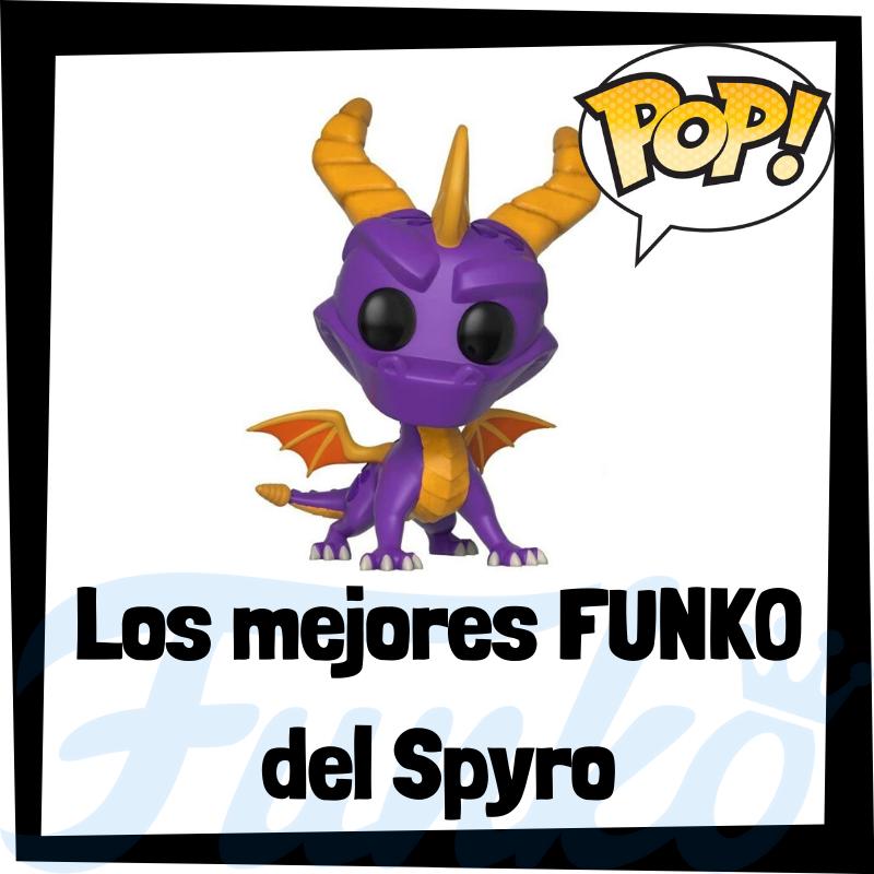 Los mejores FUNKO POP del Spyro