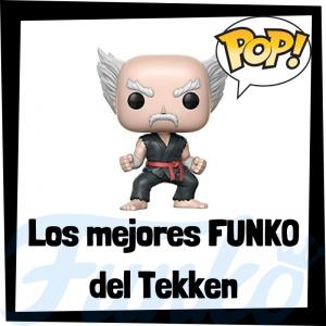 Los mejores FUNKO POP del Tekken - Funko POP de videojuegos