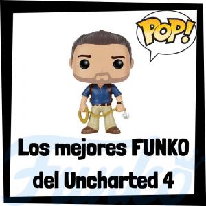 Los mejores FUNKO POP del Uncharted 4 - Funko POP de videojuegos