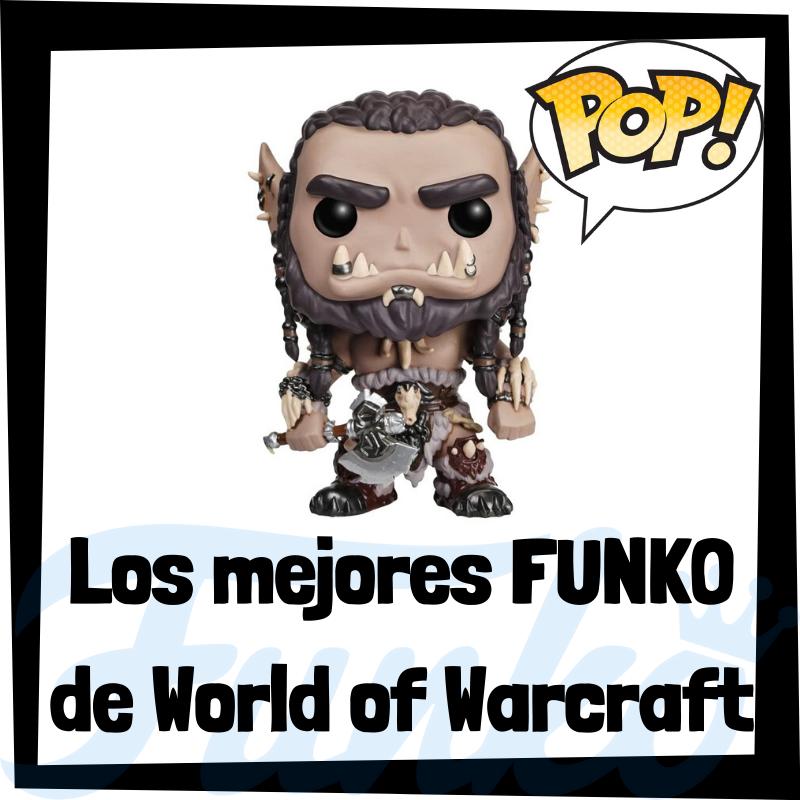 Los mejores FUNKO POP del World of Warcraft