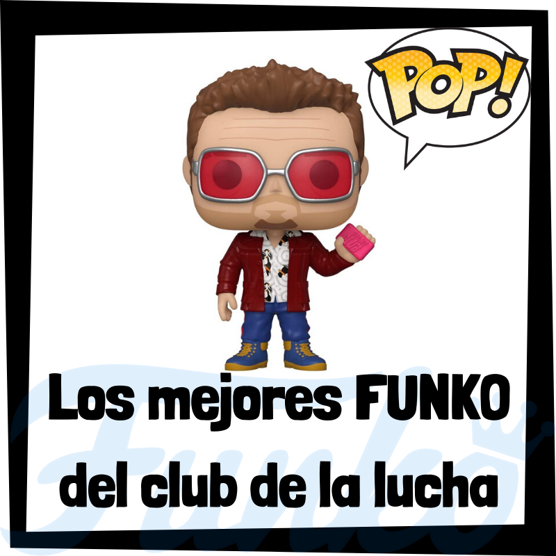 Los mejores FUNKO POP del club de la Lucha