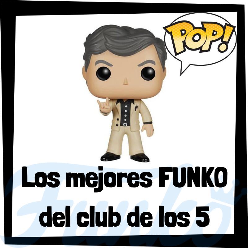 Los mejores FUNKO POP del club de los 5