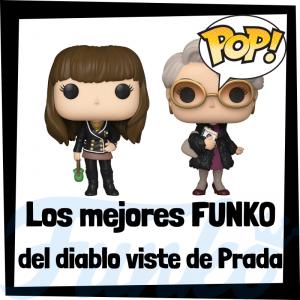 Los mejores FUNKO POP del diablo viste de Prada - Devil wears Prada - FUNKO POP de películas