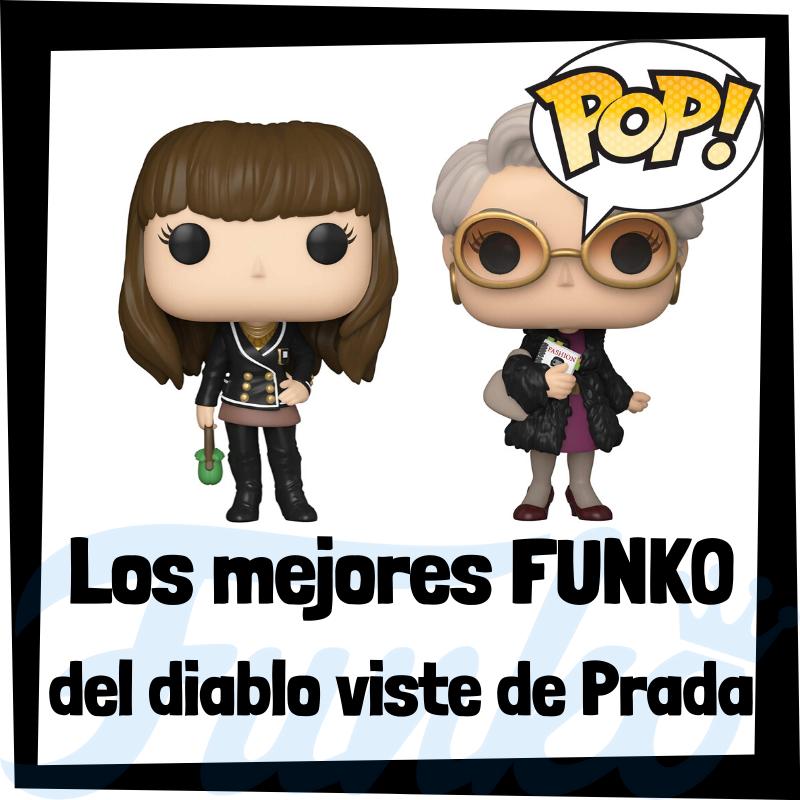 Los mejores FUNKO POP del diablo viste de Prada