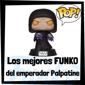Los mejores FUNKO POP del emperador Palpatine - Los mejores FUNKO POP de Star Wars - Los mejores FUNKO POP de las Guerra de las Galaxias