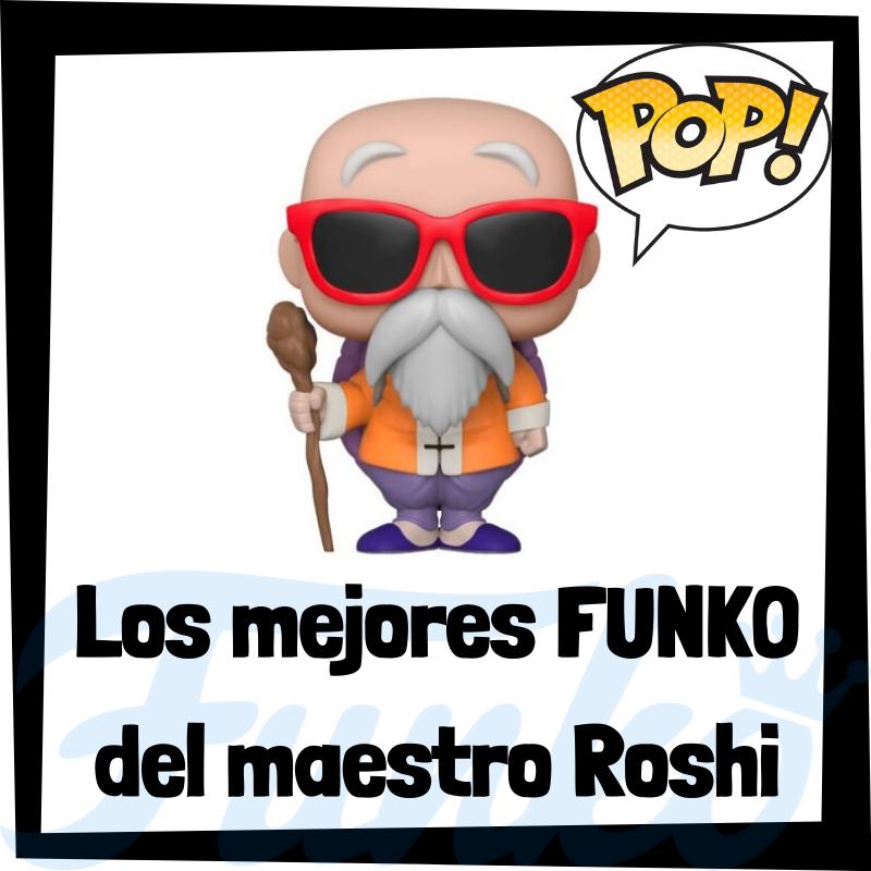 Los mejores FUNKO POP del maestro Roshi