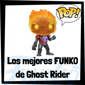 Los mejores FUNKO POP de Ghost Rider