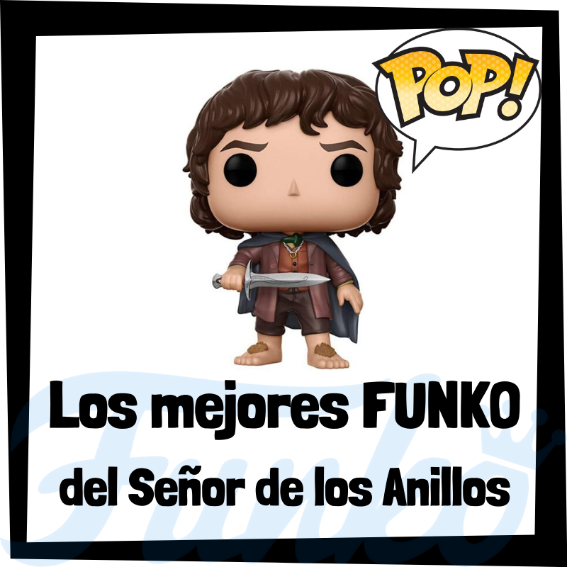 Los mejores FUNKO POP del Señor de los Anillos