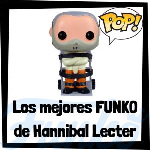 Los mejores FUNKO POP de Hannibal Lecter del silencio de los corderos