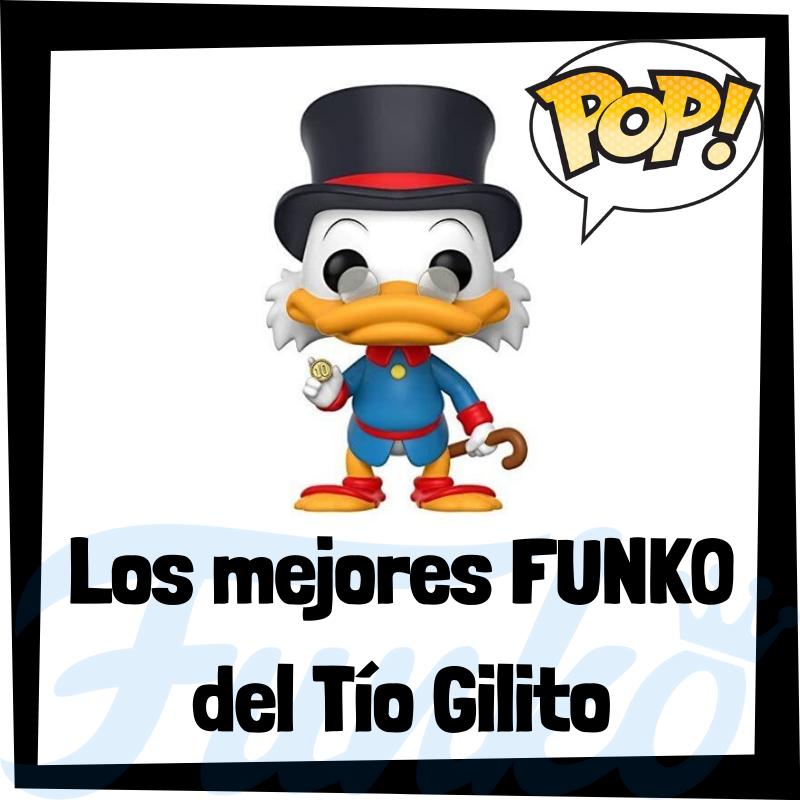 Los mejores FUNKO POP del tío Gilito