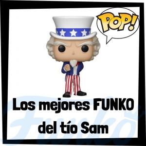 Los mejores FUNKO POP del tío Sam