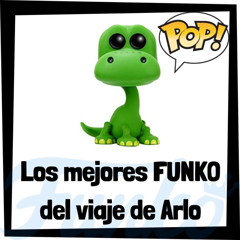 Los mejores FUNKO POP del viaje de Arlo