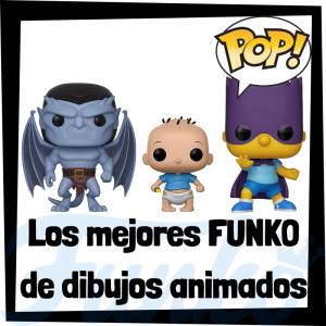 Los mejores FUNKO de dibujos animados - FUNKO POP de personajes de dibujos animados - Los mejores FUNKO POP de dibujos
