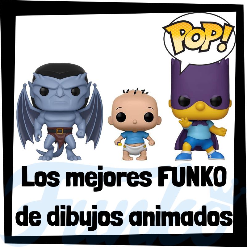 Los mejores FUNKO POP de series de dibujos animados