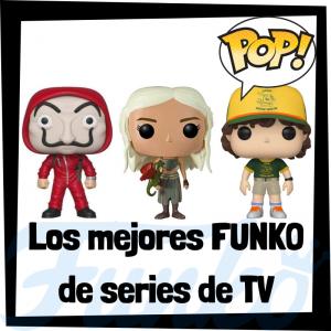 Los mejores FUNKO de series de televisión - FUNKO POP de series de TV en plataformas Netflix, HBO y más canales - Los mejores FUNKO POP de series