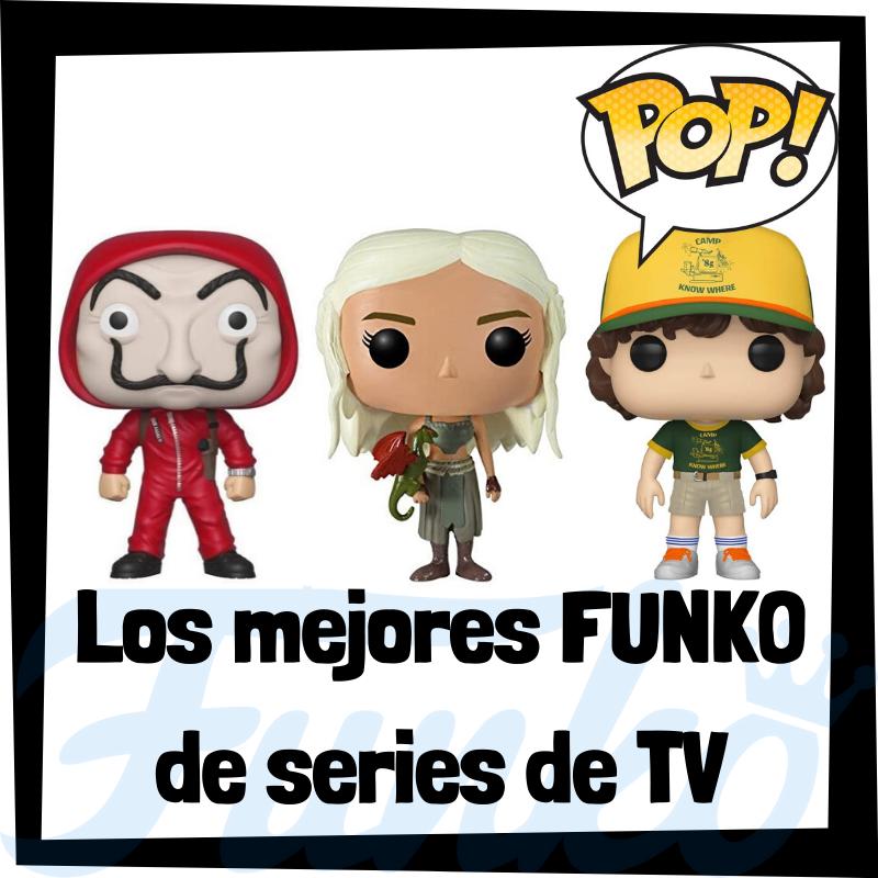 Los mejores FUNKO POP de series de televisión