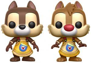 Funko POP Chip y Chop - Los mejores FUNKO POP del Kingdom Hearts - Los mejores FUNKO POP de personajes de videojuegos
