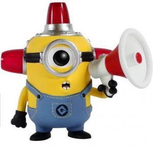 Funko POP de Alarma Minion - Los mejores FUNKO POP de Gru, mi villano favorito 3 - Los minions - Despicable Me 3 - Funko POP de películas de cine