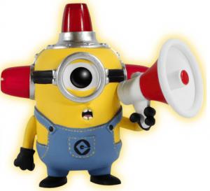 Funko POP de Alarma Minion Oscuridad - Los mejores FUNKO POP de Gru, mi villano favorito 3 - Los minions - Despicable Me 3 - Funko POP de películas de cine