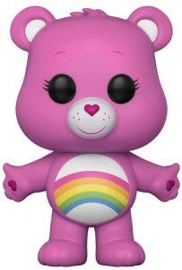 Funko POP de Alegrosita - Cheer Bear - Los mejores FUNKO POP de los osos Amorosos - Care Bears - Los mejores FUNKO POP de series de dibujos animados