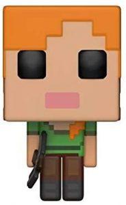 Funko POP de Alex - Los mejores FUNKO POP del Minecraft - Los mejores FUNKO POP de personajes de videojuegos
