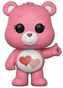 Funko POP de Amorosita - Love A Lot Bear - Los mejores FUNKO POP de los osos Amorosos - Care Bears - Los mejores FUNKO POP de series de dibujos animados