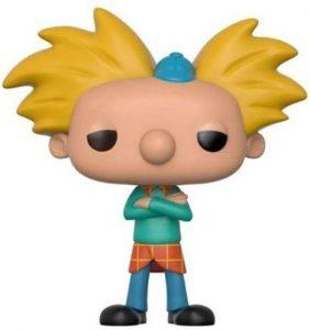 Funko POP de Arnold - Los mejores FUNKO POP de Hey Arnold - Los mejores FUNKO POP de series de dibujos animados