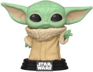 Funko POP de Baby Yoda clásico - Los mejores FUNKO POP de Baby Yoda - The Child de The Mandalorian - Los mejores FUNKO POP de personajes de Star Wars