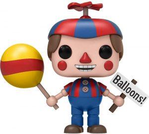 Funko POP de Balloon Boy - Chico Globo - Los mejores FUNKO POP del Five Nights at Freddy's - Los mejores FUNKO POP de personajes de videojuegos