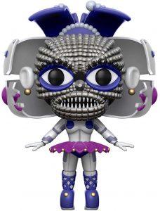 Funko POP de Ballora Chase - Los mejores FUNKO POP del Five Nights at Freddy's - Los mejores FUNKO POP de personajes de videojuegos