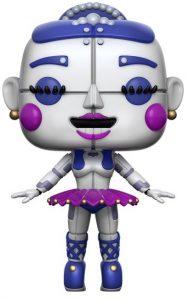 Funko POP de Ballora - Los mejores FUNKO POP del Five Nights at Freddy's - Los mejores FUNKO POP de personajes de videojuegos