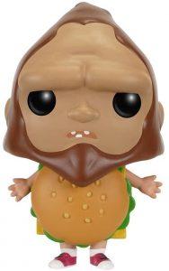 Funko POP de Beefsquatch - Los mejores FUNKO POP de Bob's Burgers - Los mejores FUNKO POP de series de dibujos animados