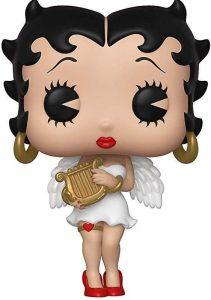 Funko POP de Betty Boop ángel - Los mejores FUNKO POP de Betty Boop - Los mejores FUNKO POP de series de dibujos animados