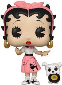 Funko POP de Betty Boop 80's - Los mejores FUNKO POP de Betty Boop - Los mejores FUNKO POP de series de dibujos animados