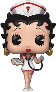 Funko POP de Betty Boop enfermera - Los mejores FUNKO POP de Betty Boop - Los mejores FUNKO POP de series de dibujos animados