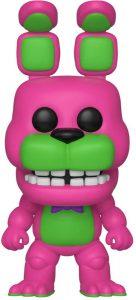 Funko POP de Blacklight Bonnie - Los mejores FUNKO POP del Five Nights at Freddy's - Los mejores FUNKO POP de personajes de videojuegos