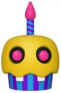 Funko POP de Blacklight Cupcake - Los mejores FUNKO POP del Five Nights at Freddy's - Los mejores FUNKO POP de personajes de videojuegos