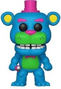 Funko POP de Blacklight Freddy - Los mejores FUNKO POP del Five Nights at Freddy's - Los mejores FUNKO POP de personajes de videojuegos